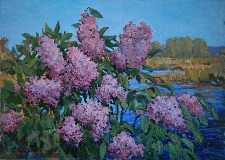 Бархатные дни  Олег Мищенко  Выставка – живопись