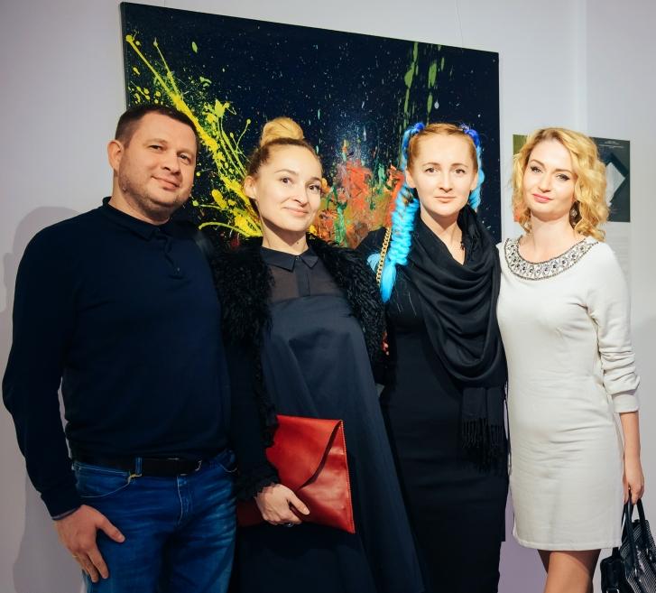 Первая презентация инсталляции «ТРАВМА»