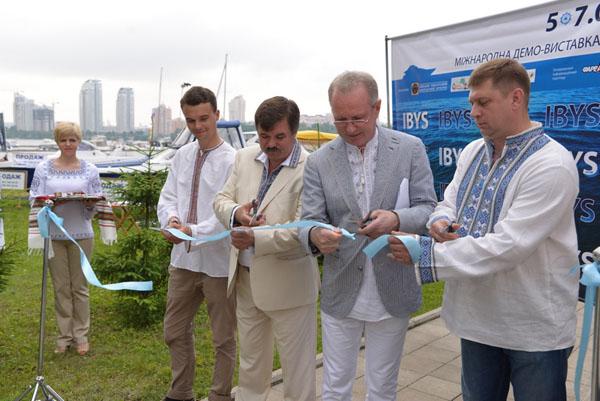 Событие года. Ведущая украинская демо-выставка катеров и яхт IBYS