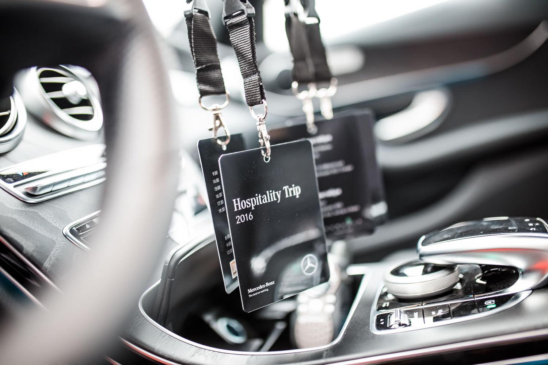 Mercedes-Benz Hospitality Trip 2016. Со вкусом к жизни