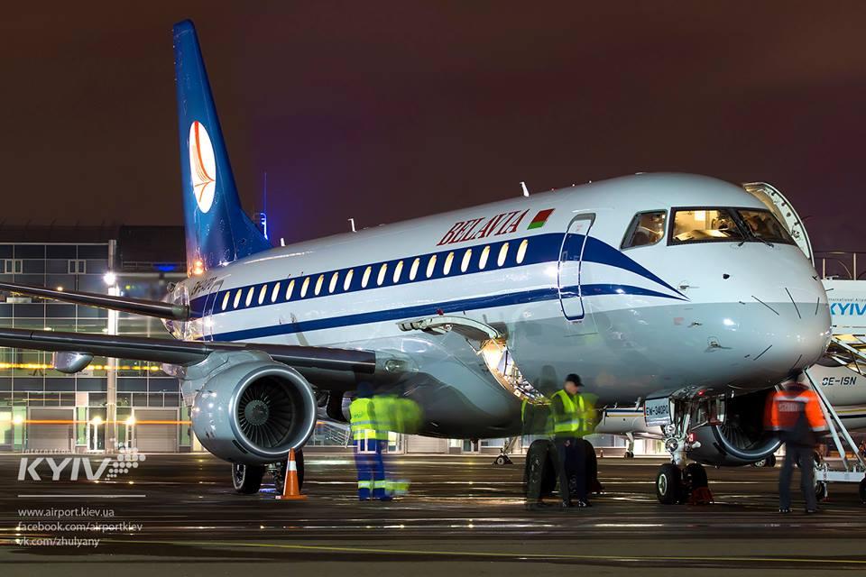12 ноября в аэропорту «Киев» состоялась пресс-конференция с участием представителей авиакомпании и руководства аэропорта.