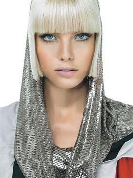 Актриса и модель Евгения Кузьмина