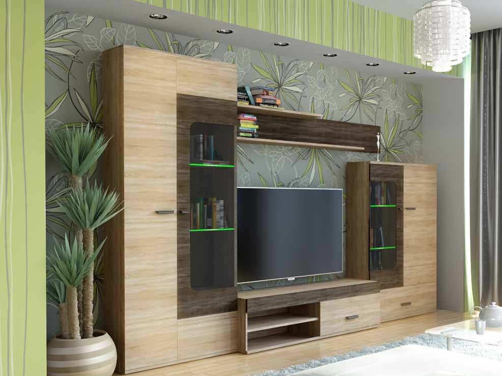 Аква Родос Мебель Для Гостиной В Москве
