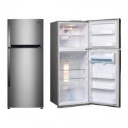 Холодильник LG c верхней морозильной камерой  GL-M492GLHW