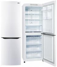 Холодильник LG c нижней морозильной камерой  GA-B 389SQCL