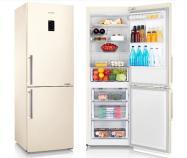 Холодильник Samsung c нижней морозильной камерой RB 29 FEJNDEF
