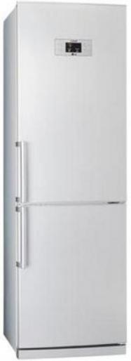Холодильник LG c нижней морозильной камерой  GA-B 409 BVQA