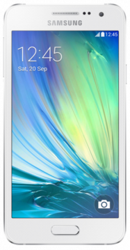 Смартфон Samsung A300H ZWD (White)