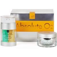 Набор для увлажнения кожи (2-х фазная сыворотка + крем) Absolute O2 Pack  30 мл + 60 мл