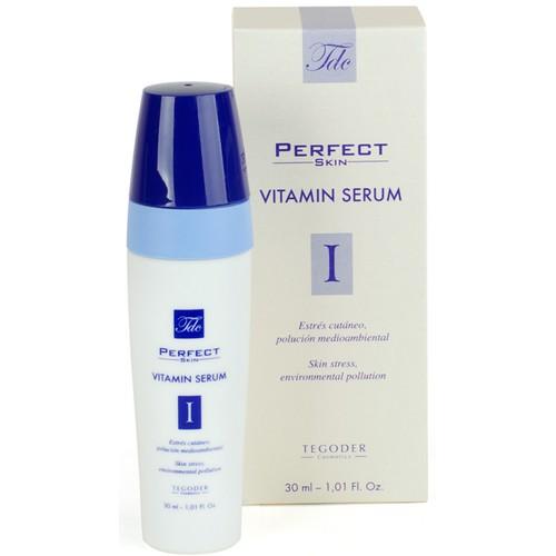 """Вмтаминная крем-эмульсия для сухой и чувствительной кожи """"Perfect Skin 1 Vitamin Serum""""  30 мл"""