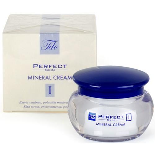 """Минеральный крем для сухой и чувствительной кожи """"Perfect Skin 1 Mineral Cream""""  50 мл"""