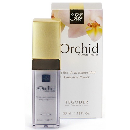 "Крем-эмульсия для лица ""Gold Orchid Cotton Nectar""  35 мл"