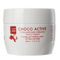 """Активная шоколадная эмульсия с корицей """"Choco Active""""  200 мл"""