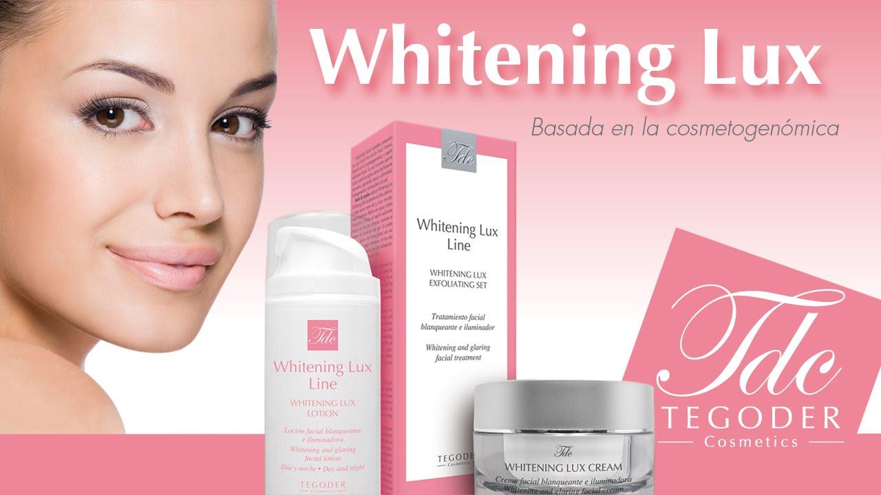 Линия осветляющая кожу  (WHITENING LUX)