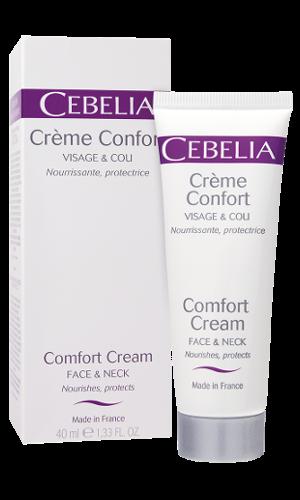 Comfort cream Face & Neck - Крем-комфорт для лица и шеи   40 мл