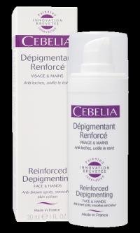 Reinforced depigmenting -   Крем для лица и рук «Активная депигментация»   30 мл