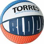 "Мяч б.б. ""TORRES Block"" №7"