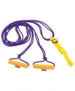 Эспандер лыжника-пловца ЭЛМ-2Р-К подростковый, двойной V76