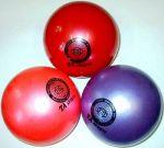 Мяч для худ.гимнастики 15см