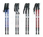 Палки для скандинавской ходьбы Longway, 77-135 см, 2-секционные,