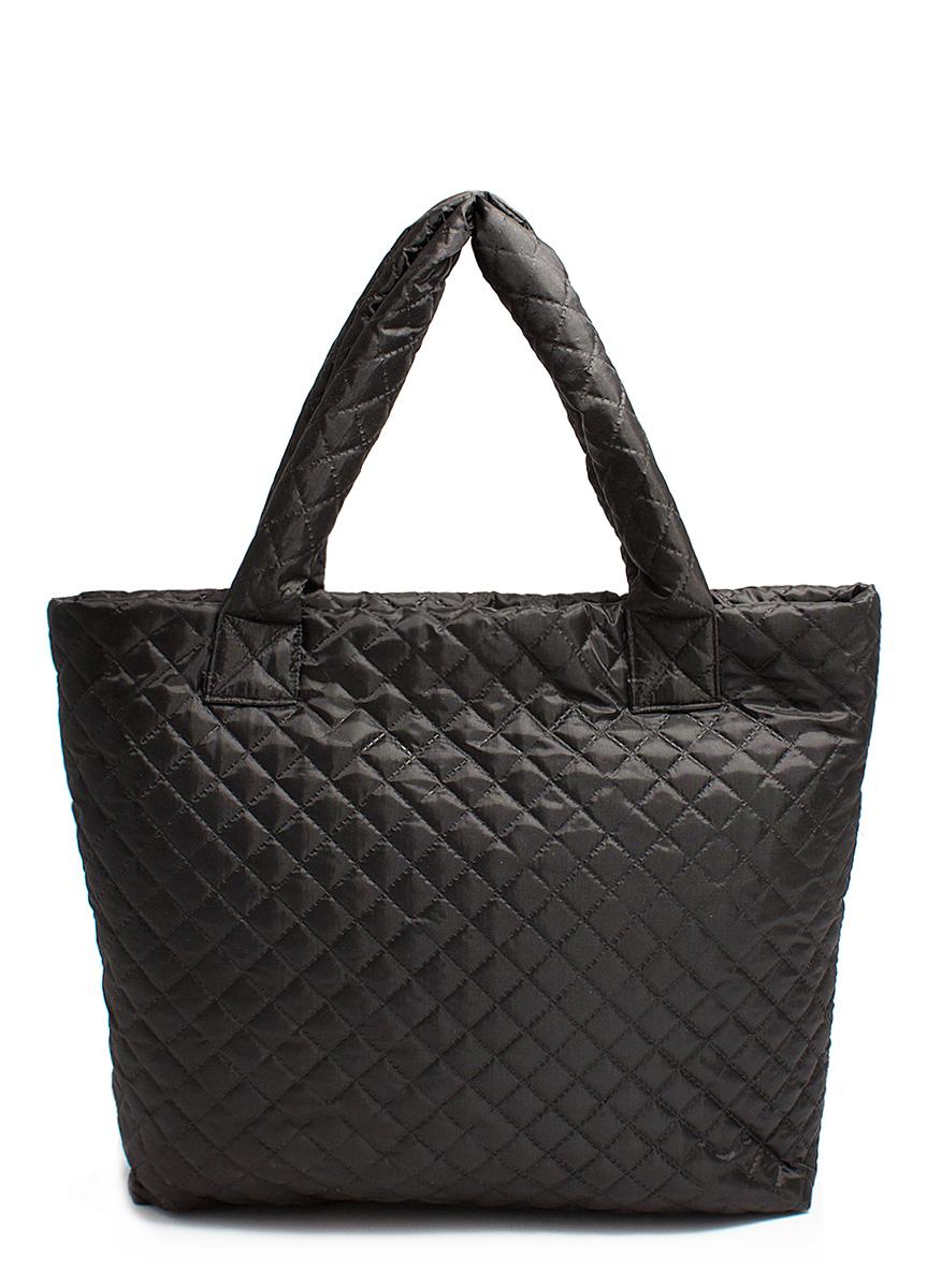 Материал сумки-стеганая болонья на синтепоне.  Одно отделение, карман.  Размеры: 46х36см, высота с ручками 50см Цена...