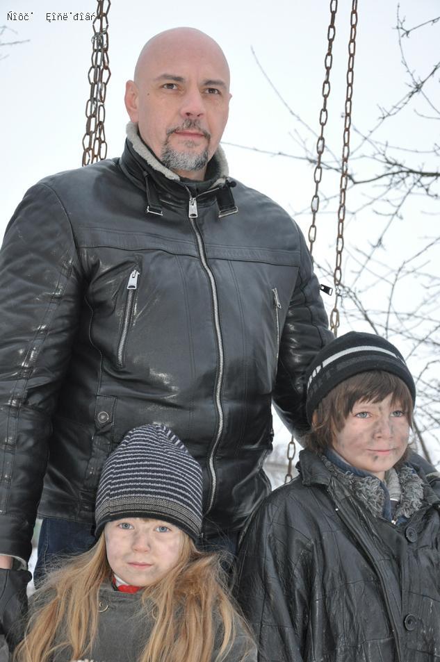 Андрей Дебрин (актер)