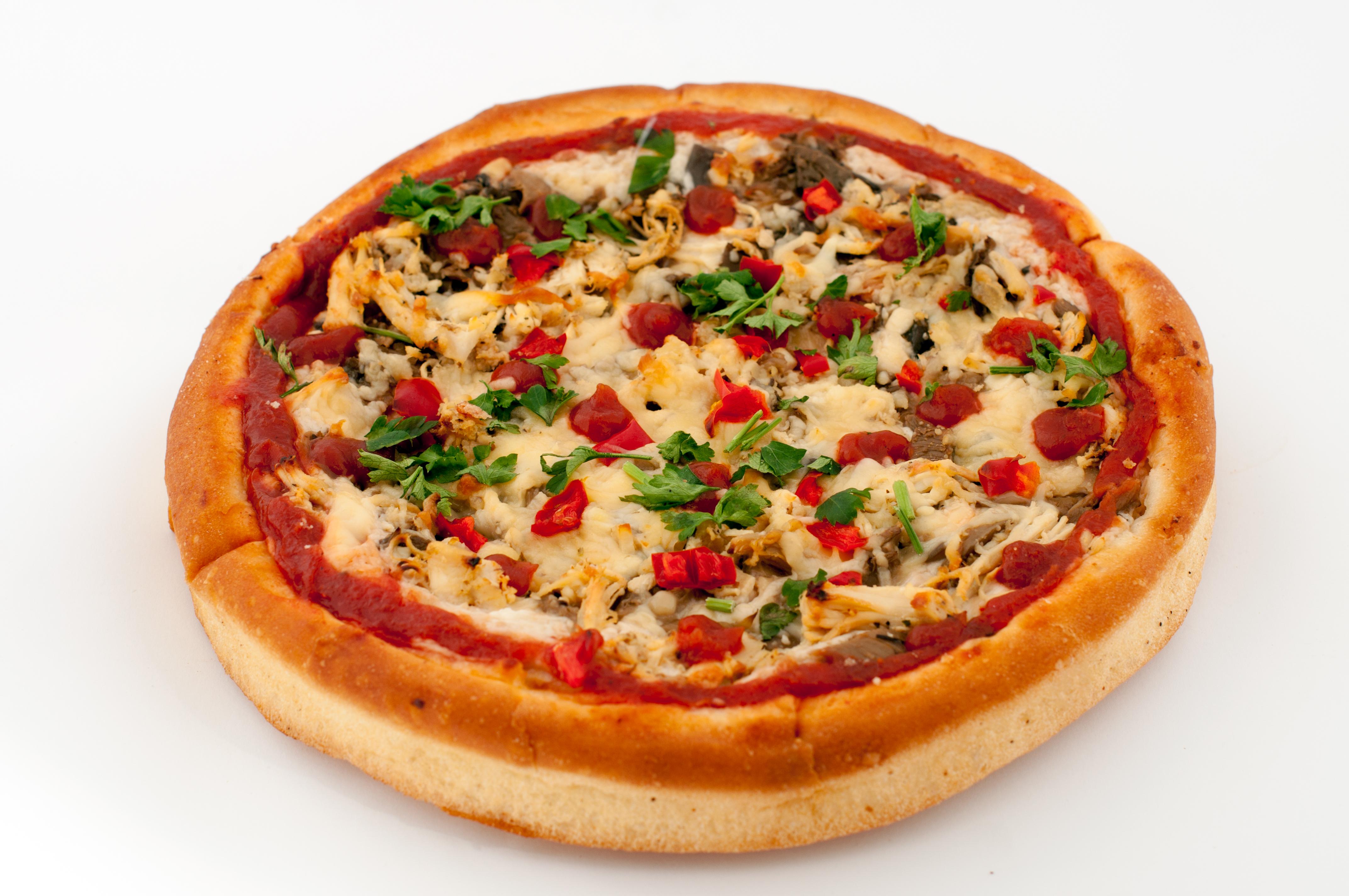 Пицца большая