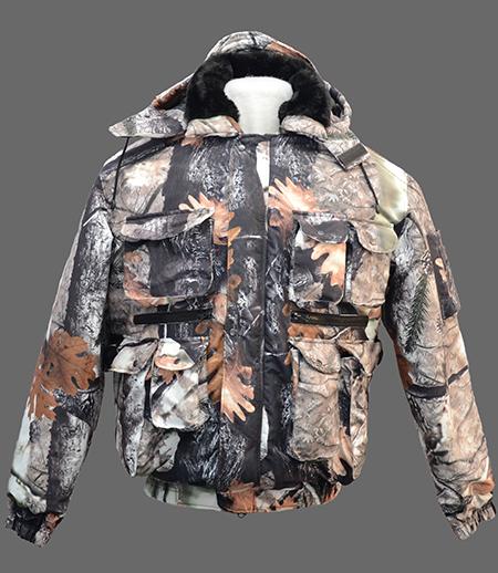 Куртка Охотник ткань плащевая Алова