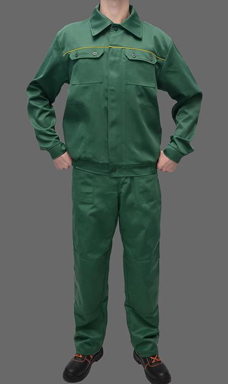 Костюм Л51 цвет зеленый