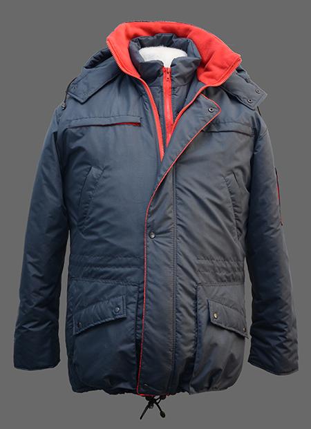 Куртка зимняя Атем