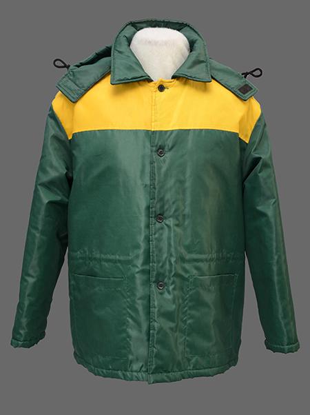 Куртка зимняя Плессо ткань Саянг