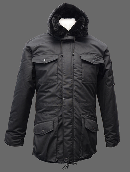 Куртка Аляска зимняя ткань плащевая Осло