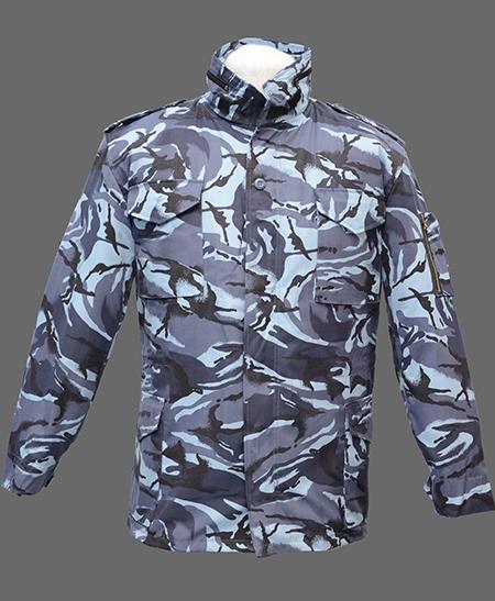 Куртка М-65 Море с отстегивающейся подстежкой