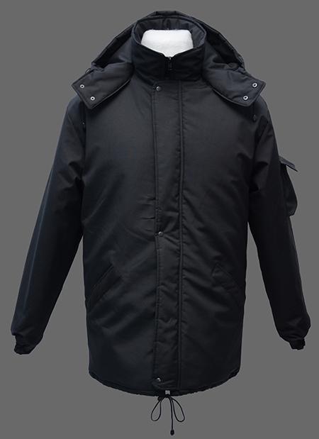 Куртка Охрана ткань плащевая Осло