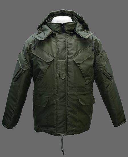 Куртка Прототип А с отстегивающейся подстежкой