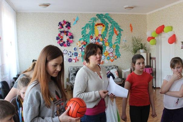 Мартовский визит команды «Дара Любви»
