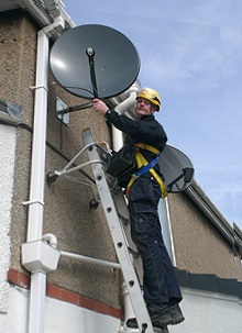 Спутниковое или кабельное телевиденье