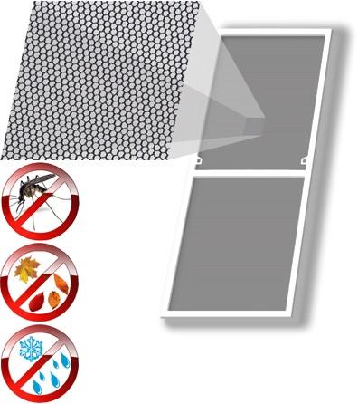 Купить москитные сетки для Вашего окна