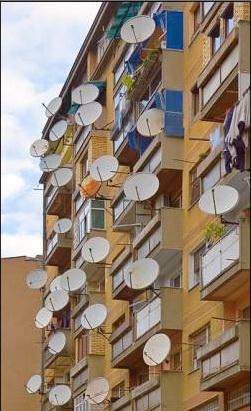 Спутниковая антенная, цена