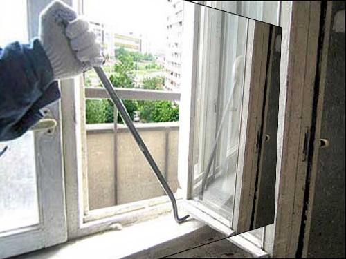 Демонтаж вікон ціна