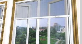 Москітні сітки на металопластикові вікна
