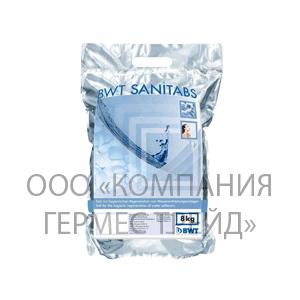 Соль BWT SANITABS, 1 упаковка (8 кг)