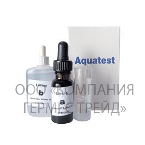 Набор для определения общей жесткости AQUATEST, 10 шт (1-40 °d)