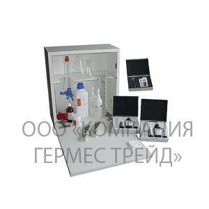 Тестер для определения общего железа (0-10 мг Fe/л)
