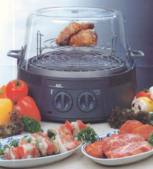 Electric grill HG 1000