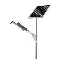 Автономный уличный светильник 8 Вт.