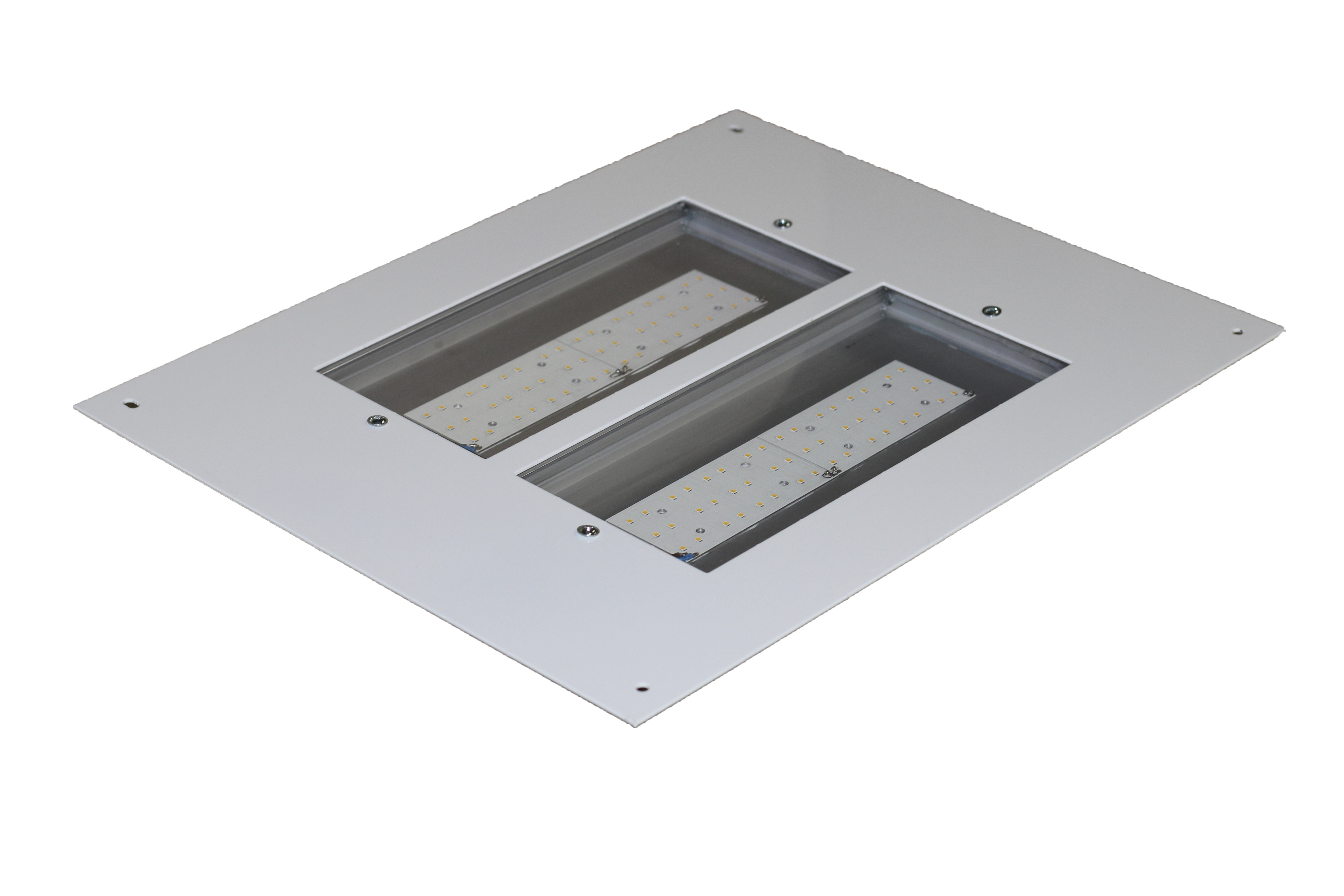 Светодиодный светильник для АЗС 120 Вт.