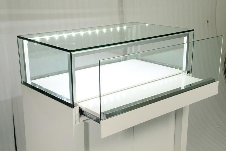 Освещение ювелирных витрин 32 W