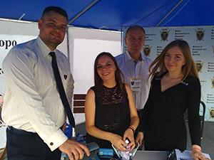 В 2020 році Бюро Економічної та Правової Безпеки взяло участь в Сорочинській Ярмарці