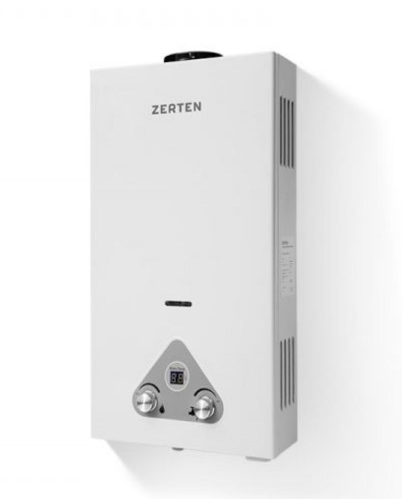 Zerten серия Glass B20 (с дисплеем, 10л в мин., автомат)